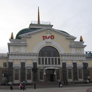 Железнодорожные вокзалы Ачису